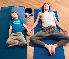 Loved 1+1: Adult and Child Yoga