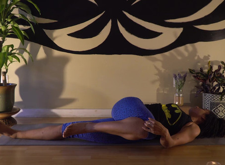 Weekly Recharge: Easy Morning/Evening Yoga for Back, Hips, and Spine