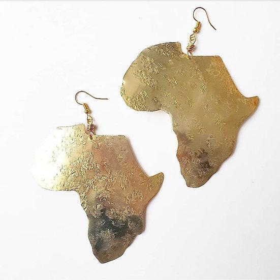 Big Africa Earrings