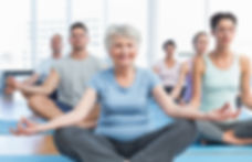 Cours de yoga pour tous les âges