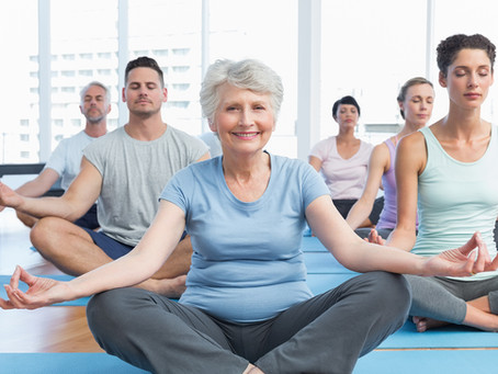 Research: Yoga may aid in treatment of stroke, MS, Parkinson's and more