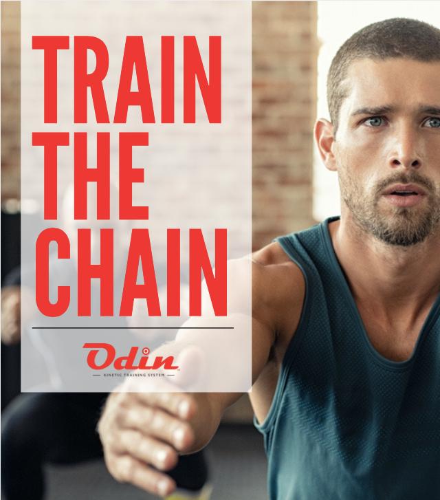 Train the Chain