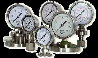 UL/FM Pressure Gauges