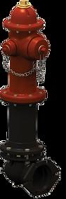 UL/FM Fire Hydrant-Dry Barrel-AWWA C502