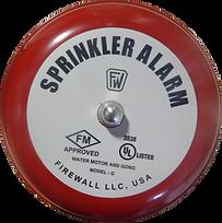 UL/FM Water Motor Alarm Gong