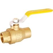 UL/FM 2 piece ball valve