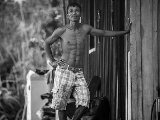 A profunda gratidão dos ribeirinhos na Amazônia