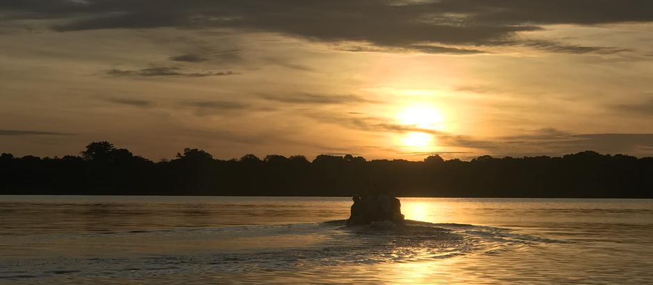 Como foi nosso último Ano Novo, no Rio Negro?