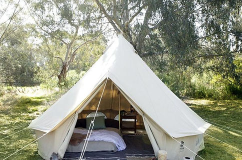 Jervis Bay Bell Tent Glamping