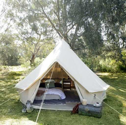Bell Tent.