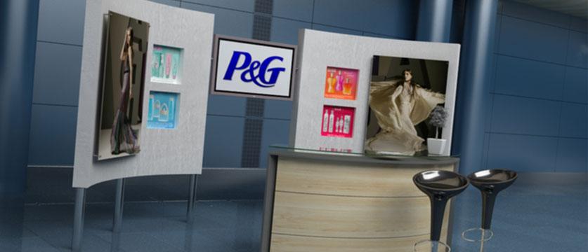 Exhibition Design both