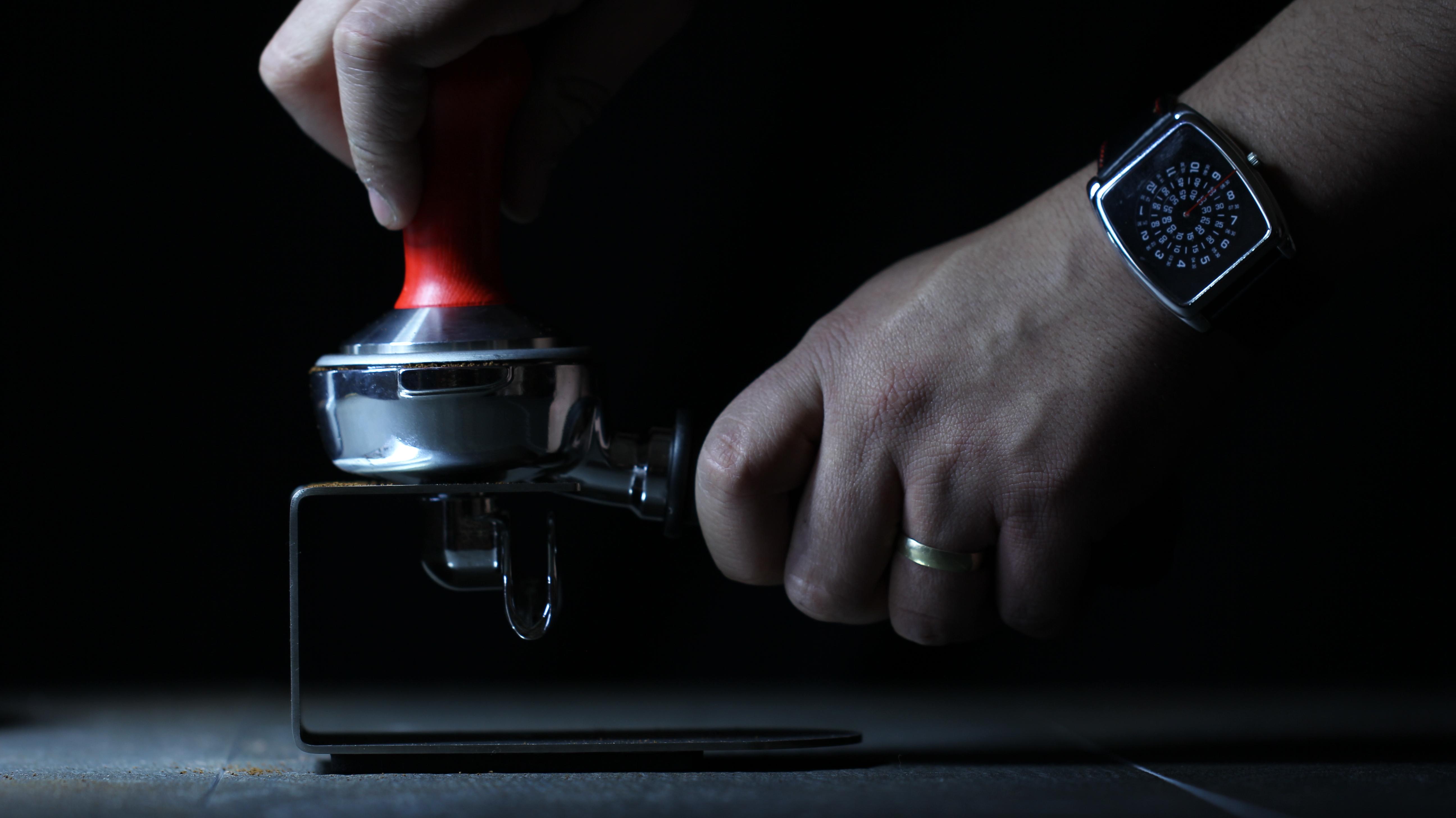 Expo Coffee Espresso Machine