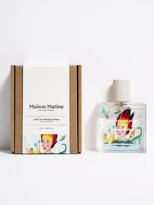 Eau de parfum Lost in translation