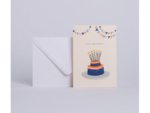 Carte cake