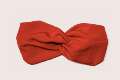 Headband rouge