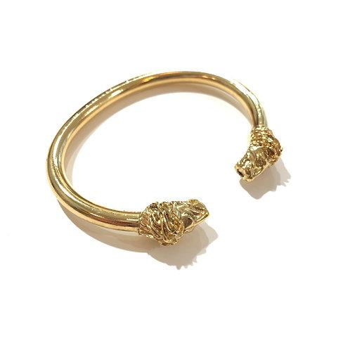 Bracelet lisse Aya lions