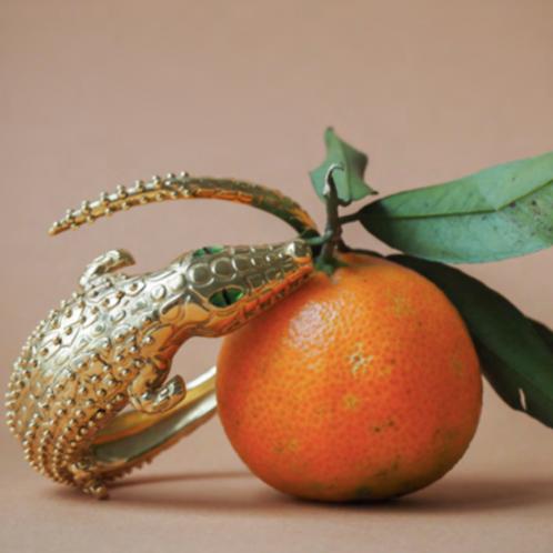 Bracelet Aya crocodile