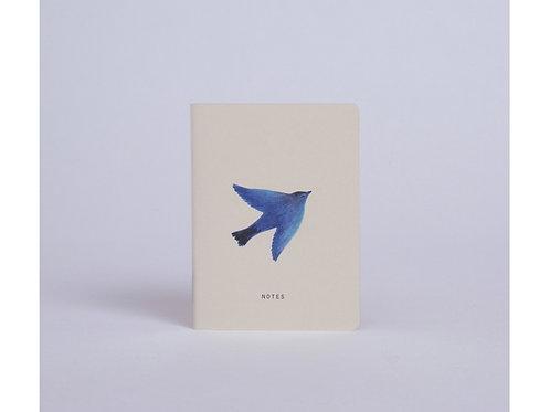 Carnet de poche oiseau