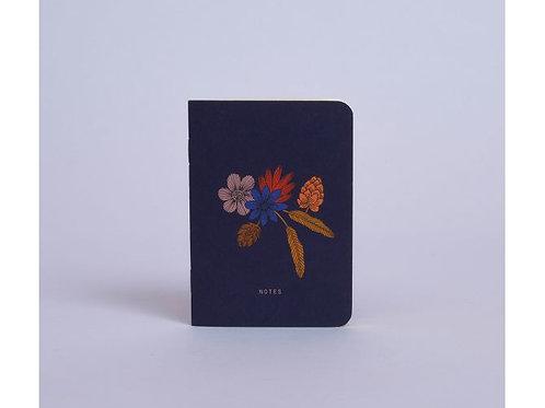 Carnet de poche luxuriance