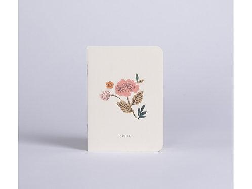Carnet de poche herbier