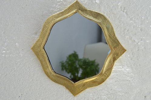 Miroir quatrefoils
