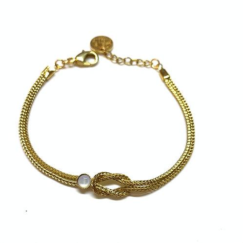Bracelet Diane nacre