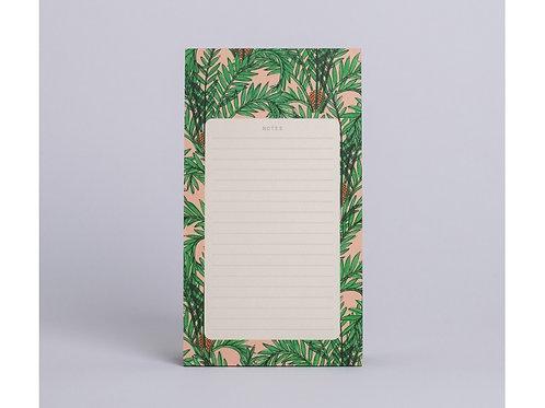 Bloc notes botanique