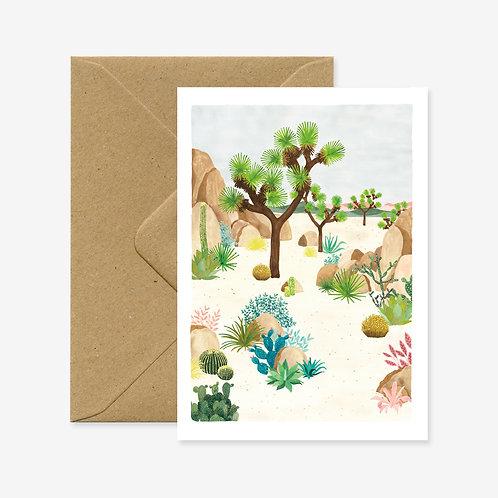 Carte Joshua Tree
