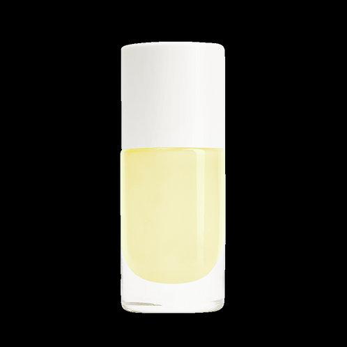 Vernis Beth jaune pastel