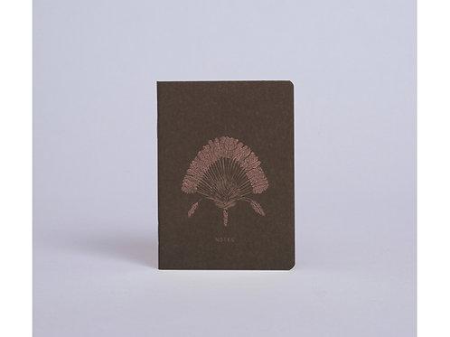 Carnet de poche palmes