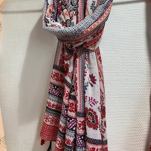 Foulard matriochka