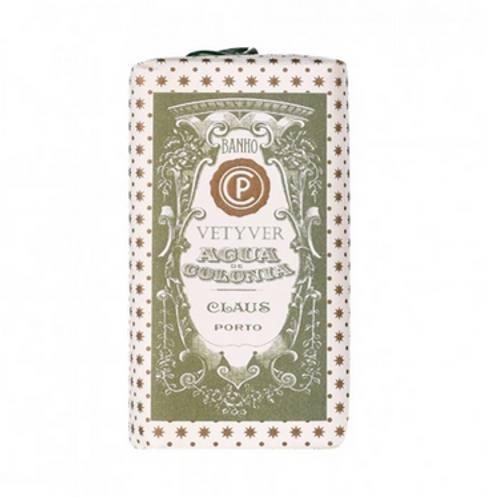 Savon vetiver/patchouli/santal