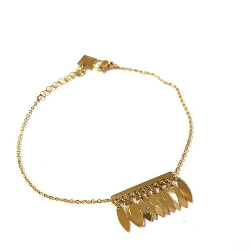 Bracelet frange