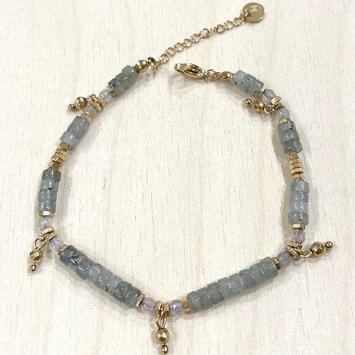 Bracelet pierres et pampilles