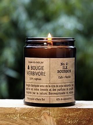 Bougie Ile Bourbon