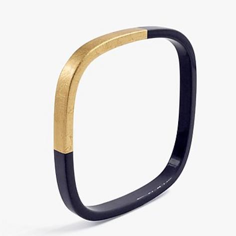 Bracelet Trinity carré encre