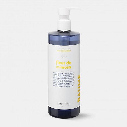 Savon liquide mimosa
