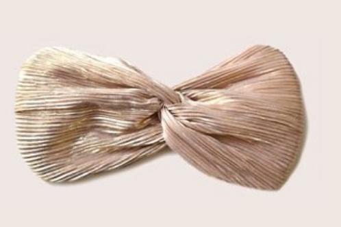 Headband lamé or