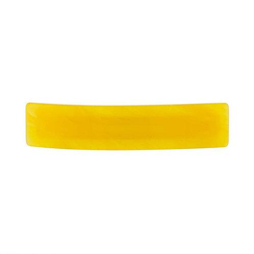 Barrette jaune vif