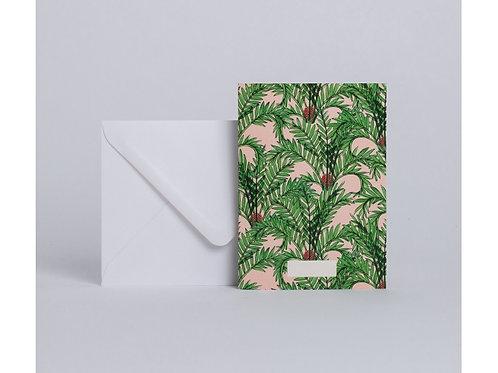 Carte botanique