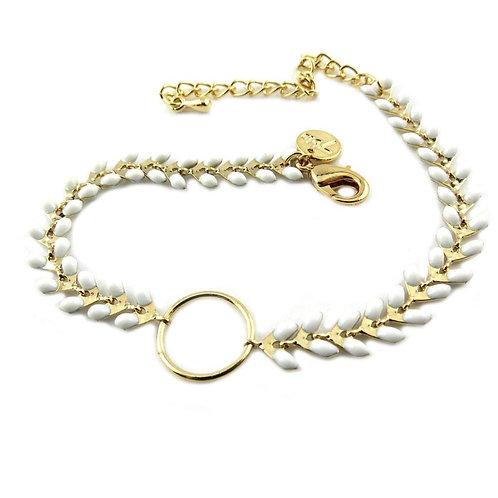 Bracelet épi anneau