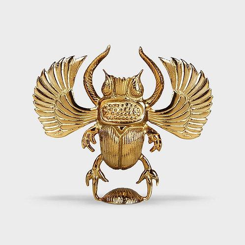 Bougeoir scarabée