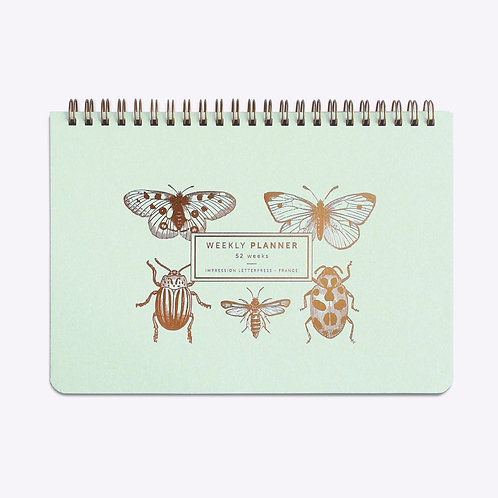 Planner papillons