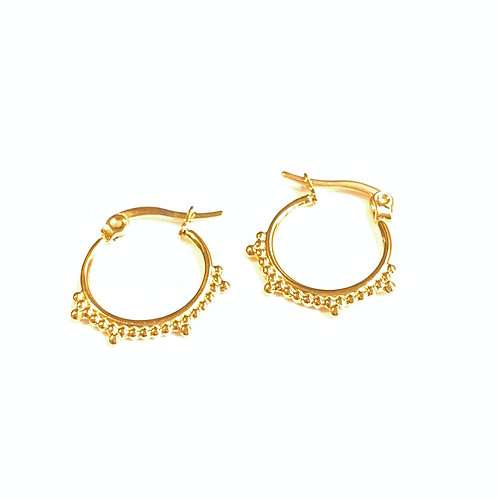 Boucles arial