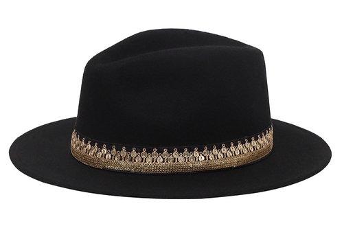 Chapeau Jack noir