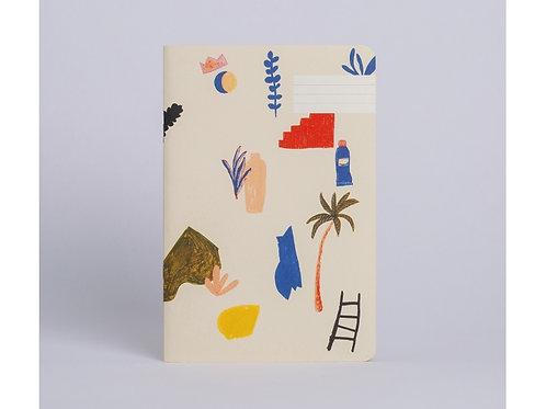 Cahier palette