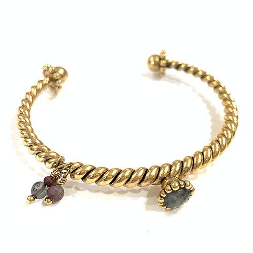 Bracelet Jolan torsade