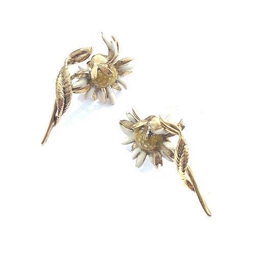 Boucles Marguerite tiges