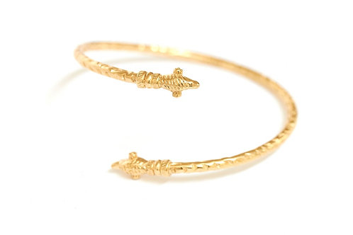 Bracelet Aya serpent