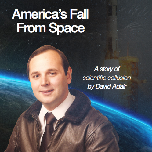 America's Fall From Space DVD
